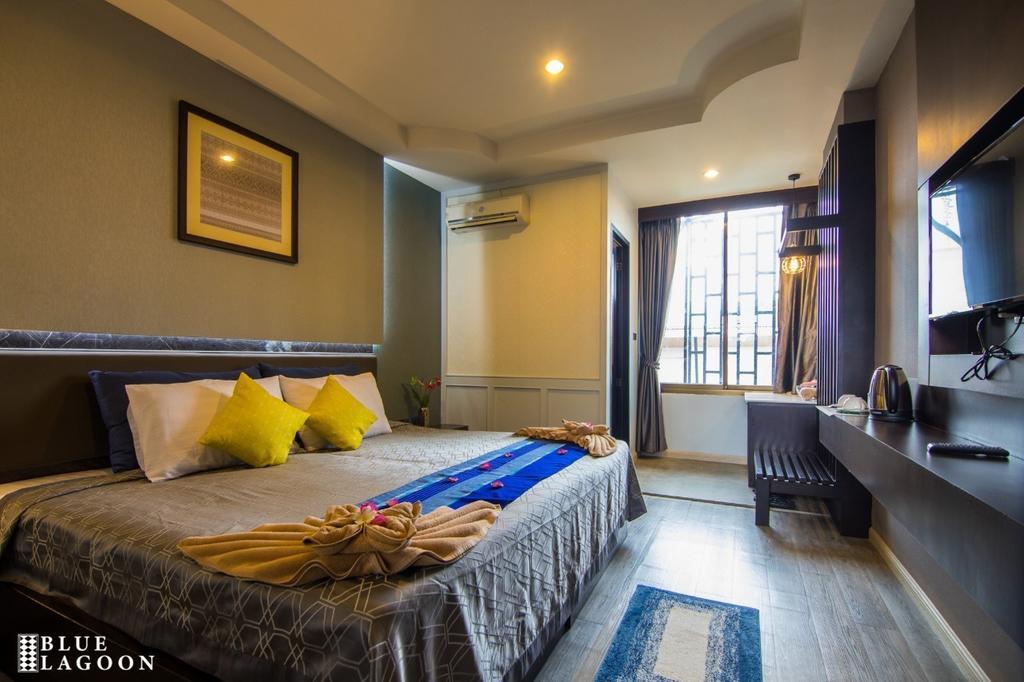 hotel barato em chiang rai