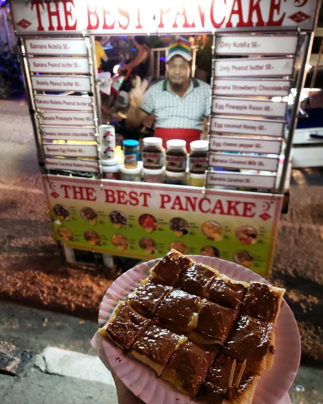 comida de rua em koh samui