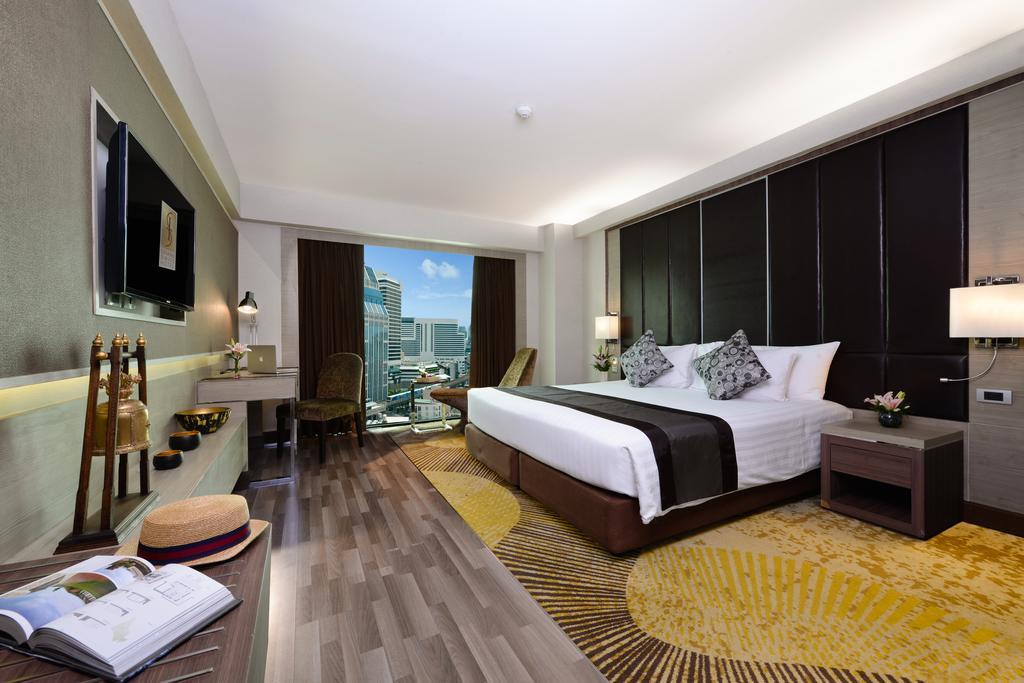 hotel 4 estrelas em bangkok