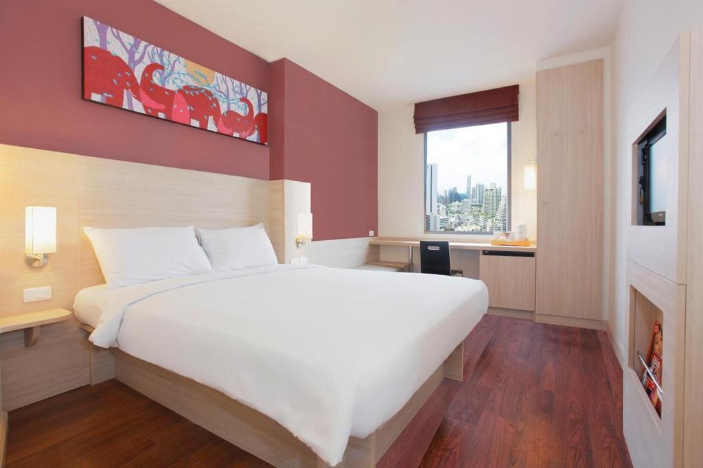 hotel 3 estrelas em bangkok