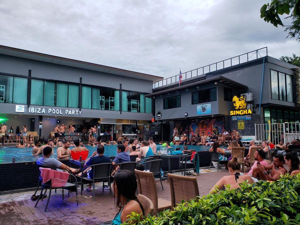 hostel em Phi Phi