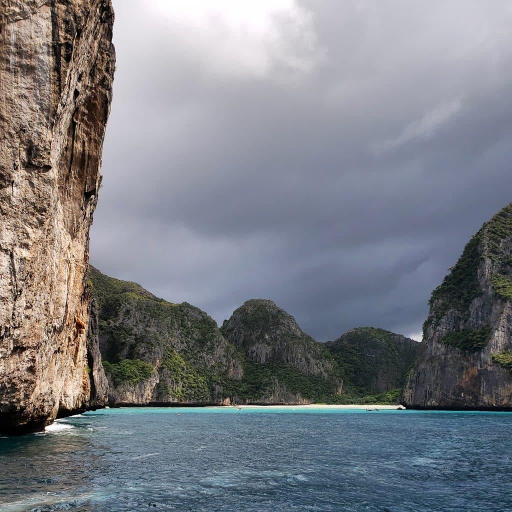 Maya Bay em Phi Phi