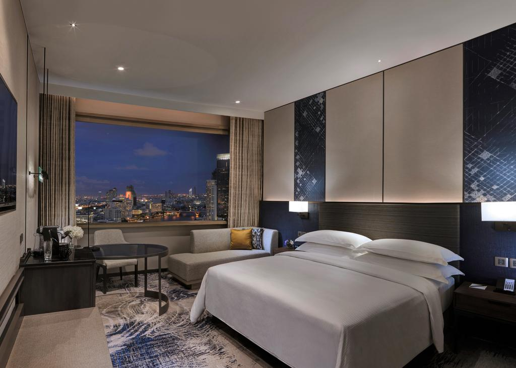 hotel 5 estrelas em bangok onde se hospedar