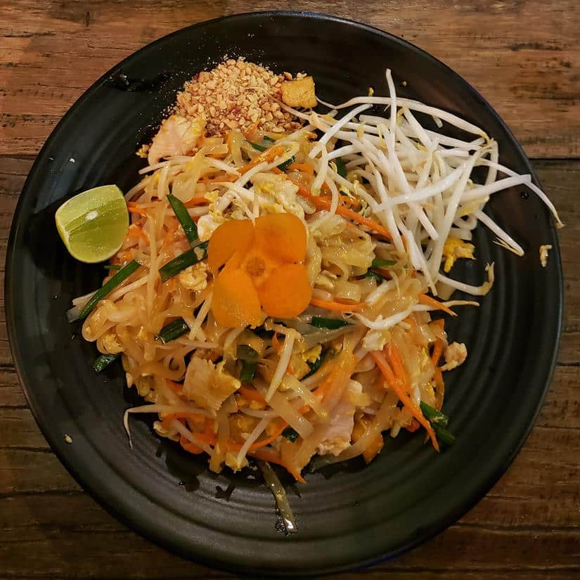 comida tipica da tailandia