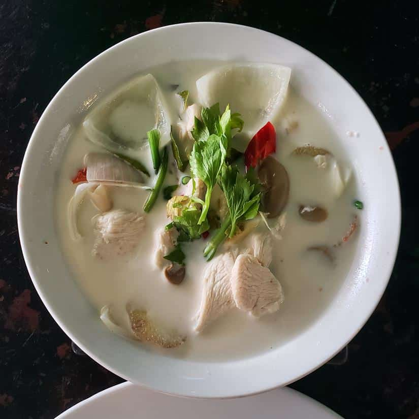 comida tipica tailandia Massaman Curry