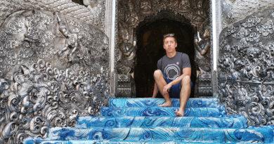 o que fazer em chiang mai, diego cabraitz arena
