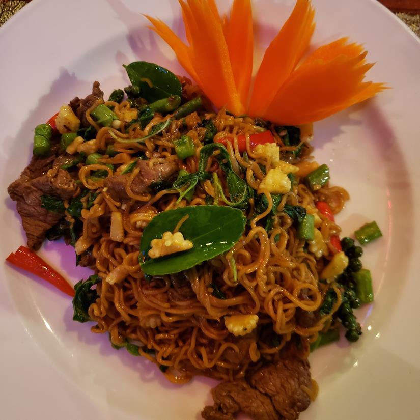 o que comer em Koh samui