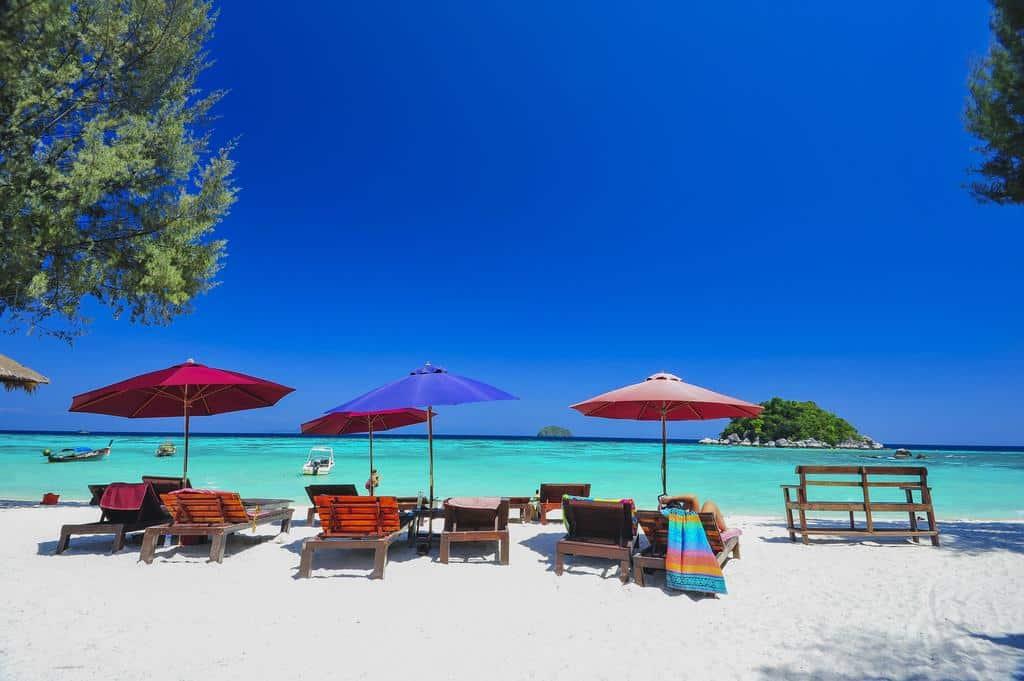 Sunraise beach em Koh Lipe