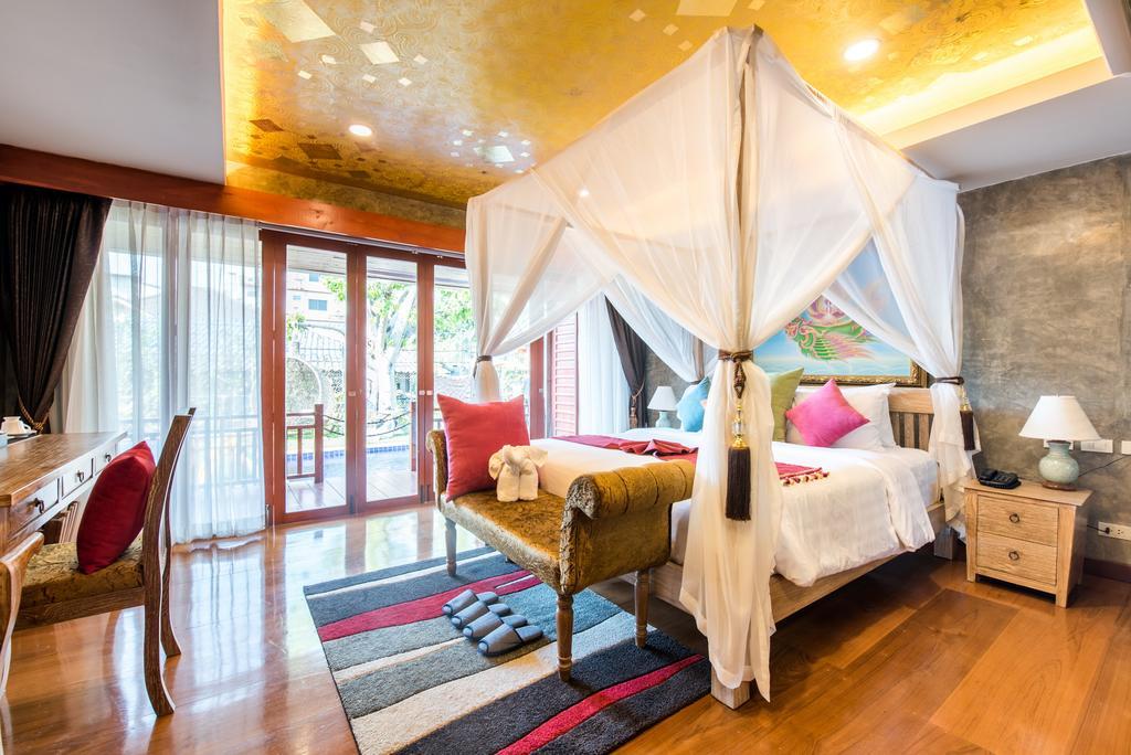 onde se hospedar em chiang mai, hotel 4 estrelas