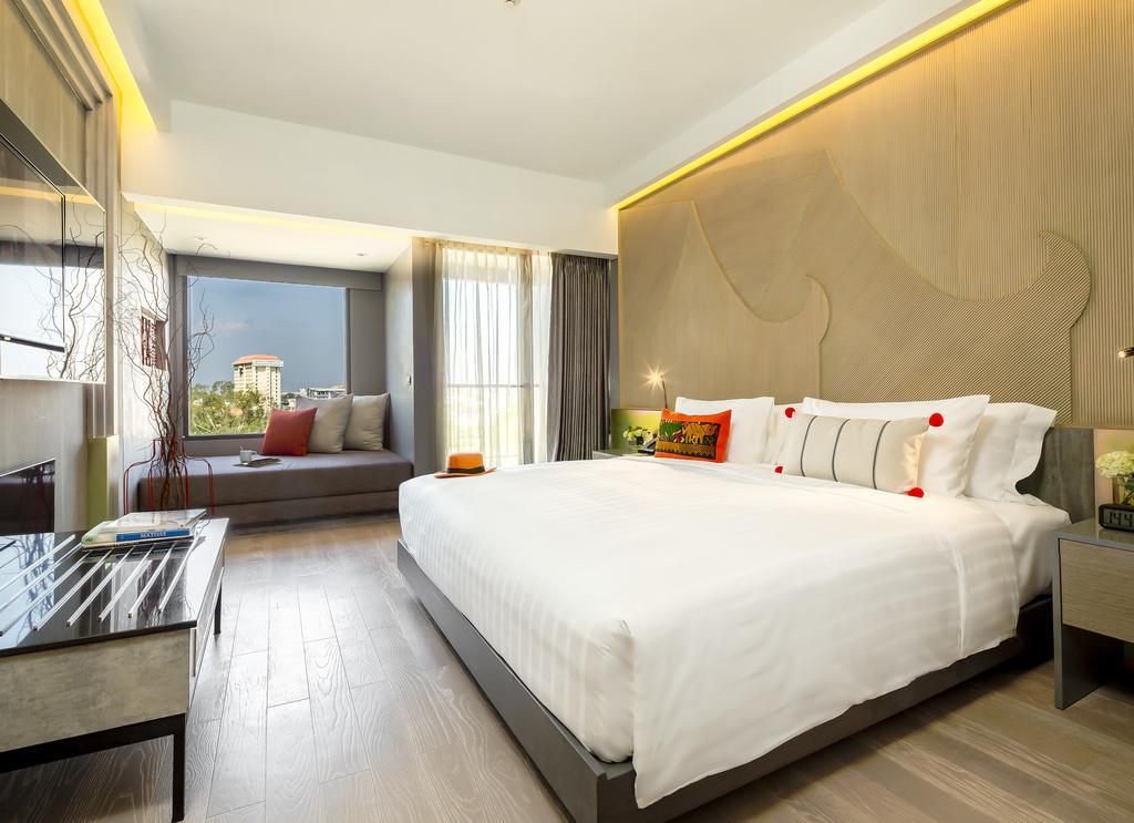 hotel 5 estrelas em chiang mai