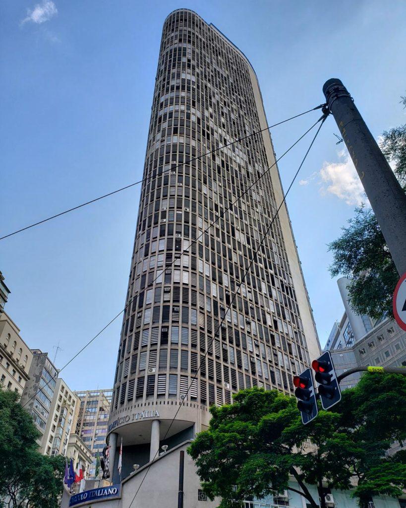 mirantes de são paulo - terraço itália - lugares para ver São Paulo do Alto