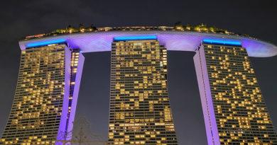hoteis em singapura