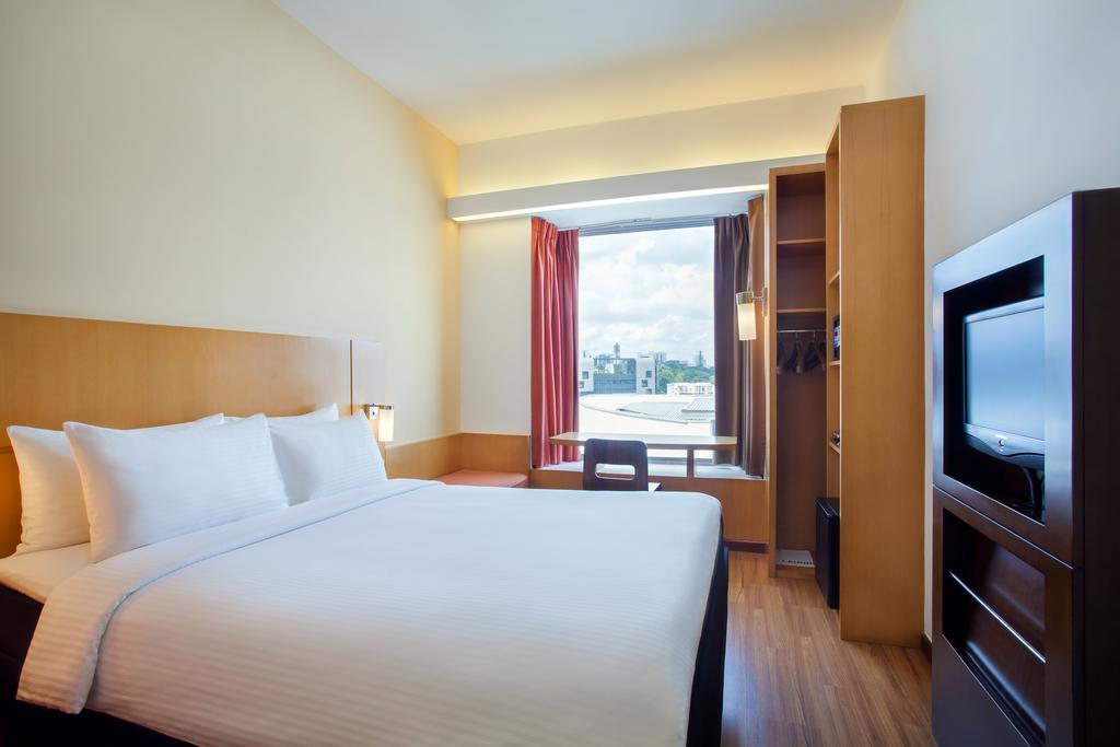 hotel barato em singapura
