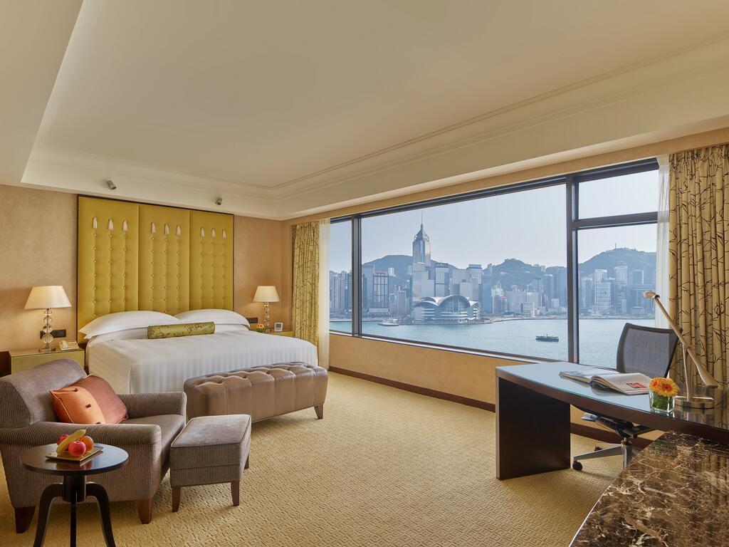 hotel 5 estrelas em hong kong