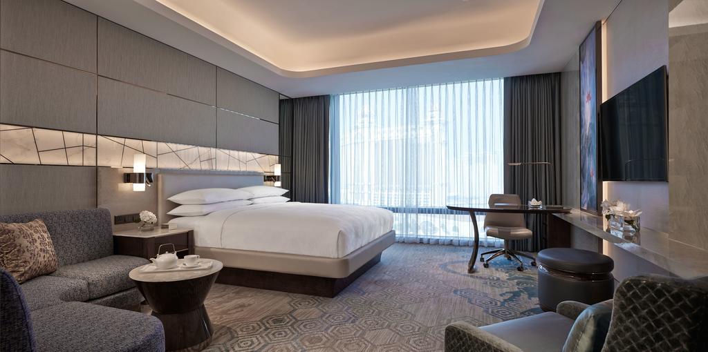 Marriot em macau - hotel 5 estrelas em macau