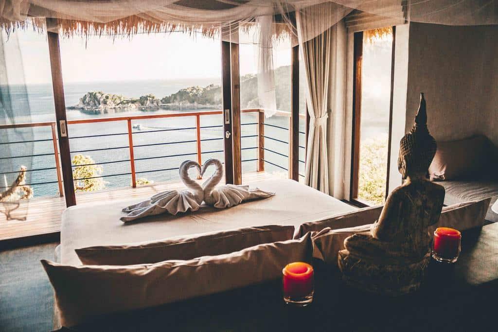 hotel 5 estrelas em Koh tao