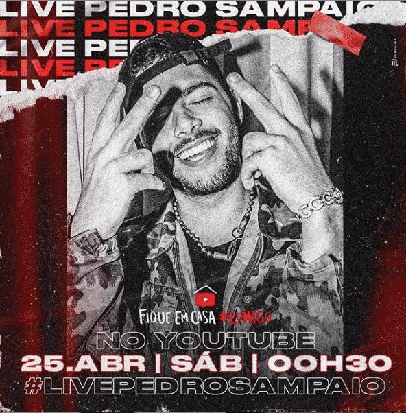 Live Pedro Sampaio