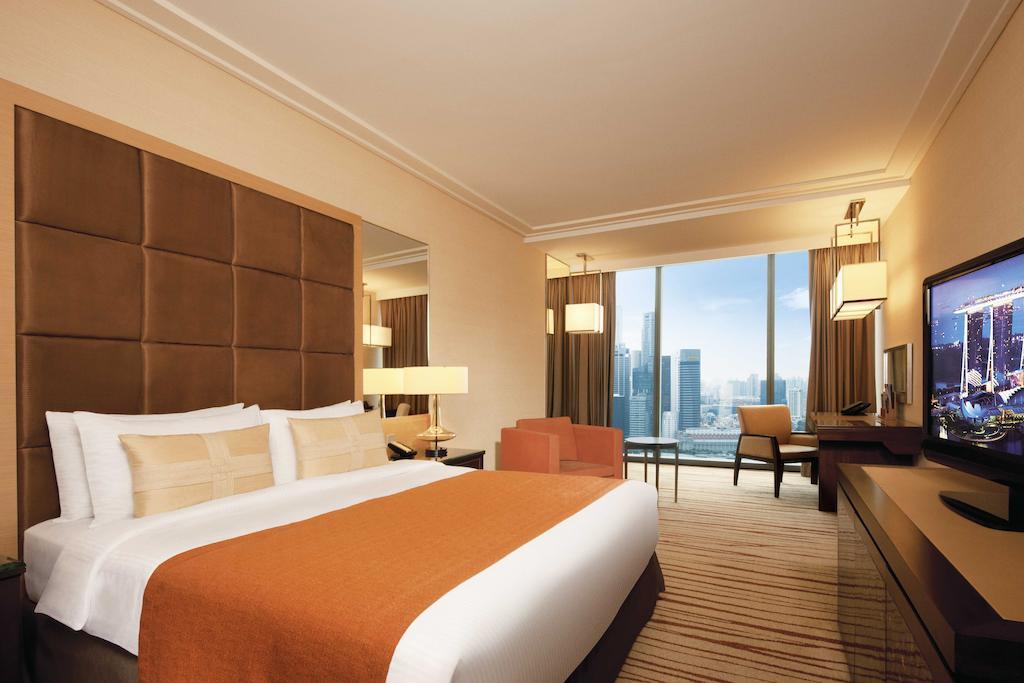 Hotel 5 estrelas em Singapura, Marina Bay Sands