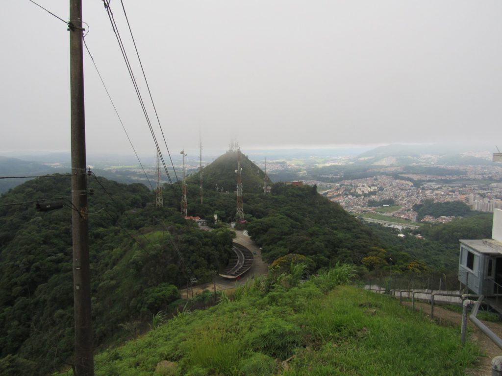 lugares para ver são paulo do alto - pico do jaragua