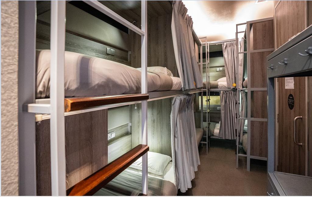 hostel em singapura