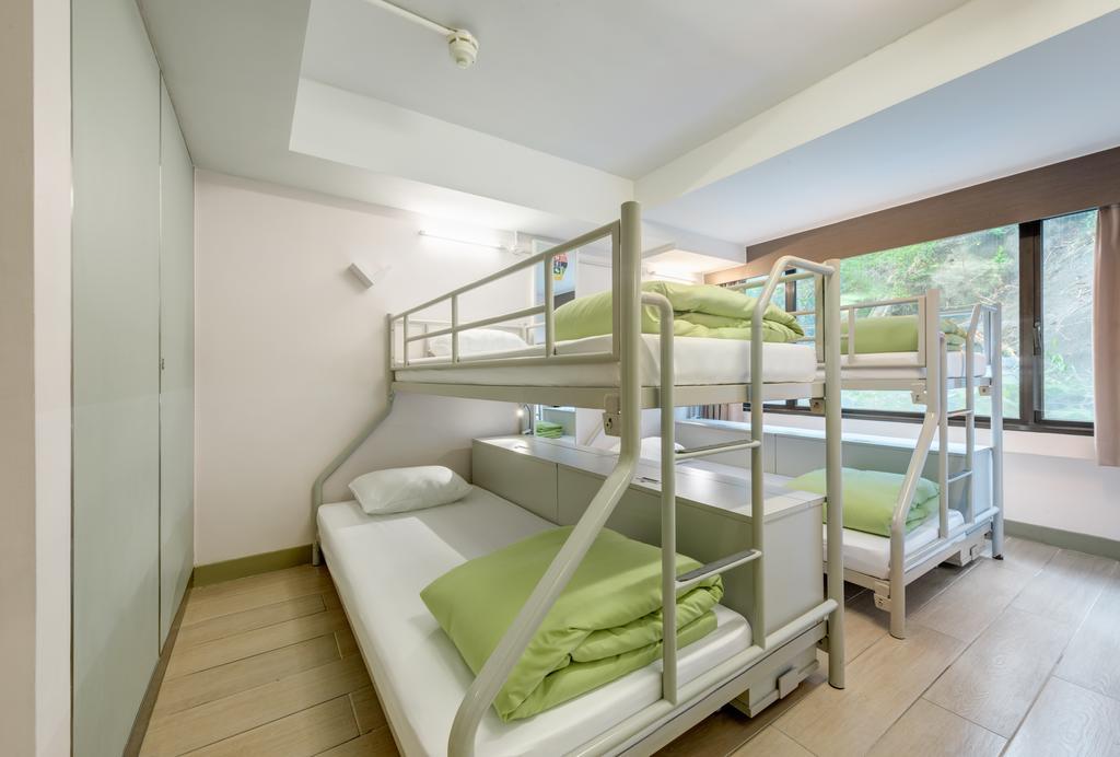Hostel em Hong Kong