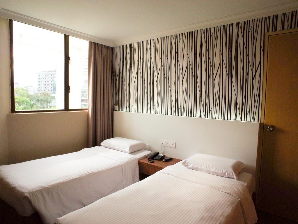 hotel em singapura