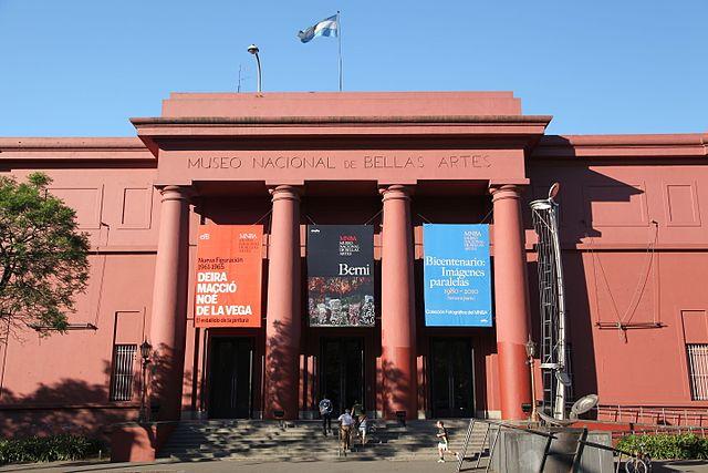 museu de bellas artes argentina