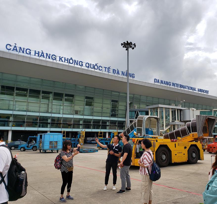 Aeroporto de Da Nang
