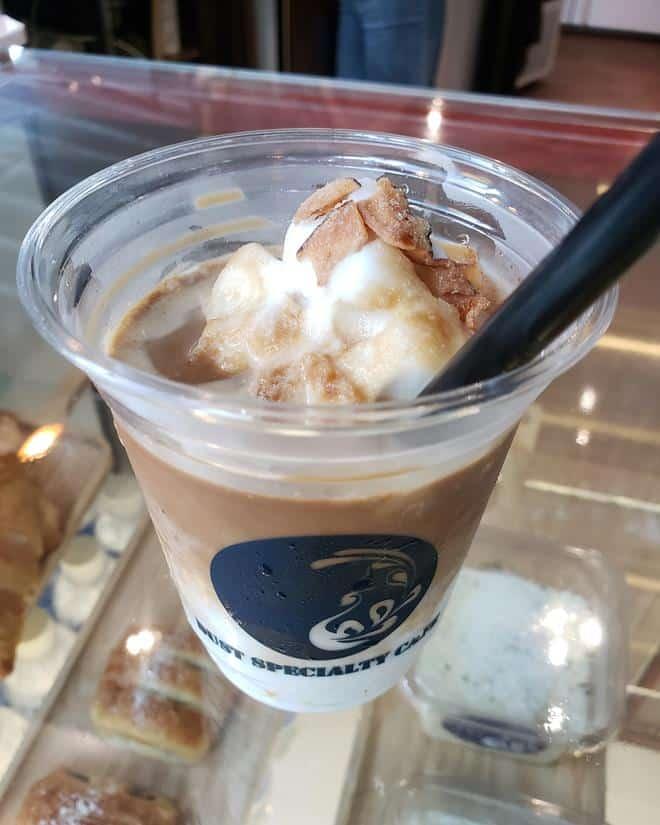coconut cofe, o café de coco do vietna