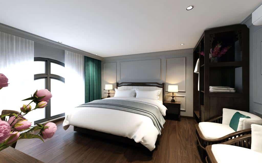 hotel barato em hanoi