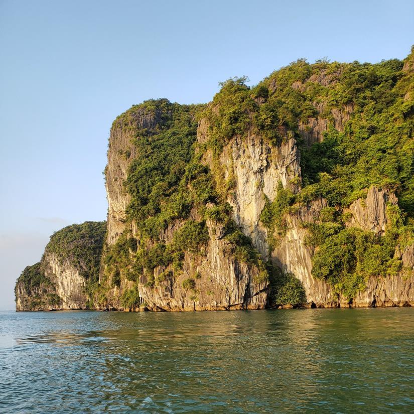 paisagem no vietna