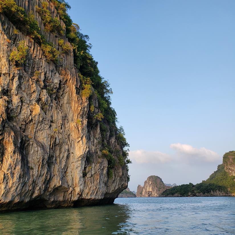 7 maravilhas da natureza halong bay