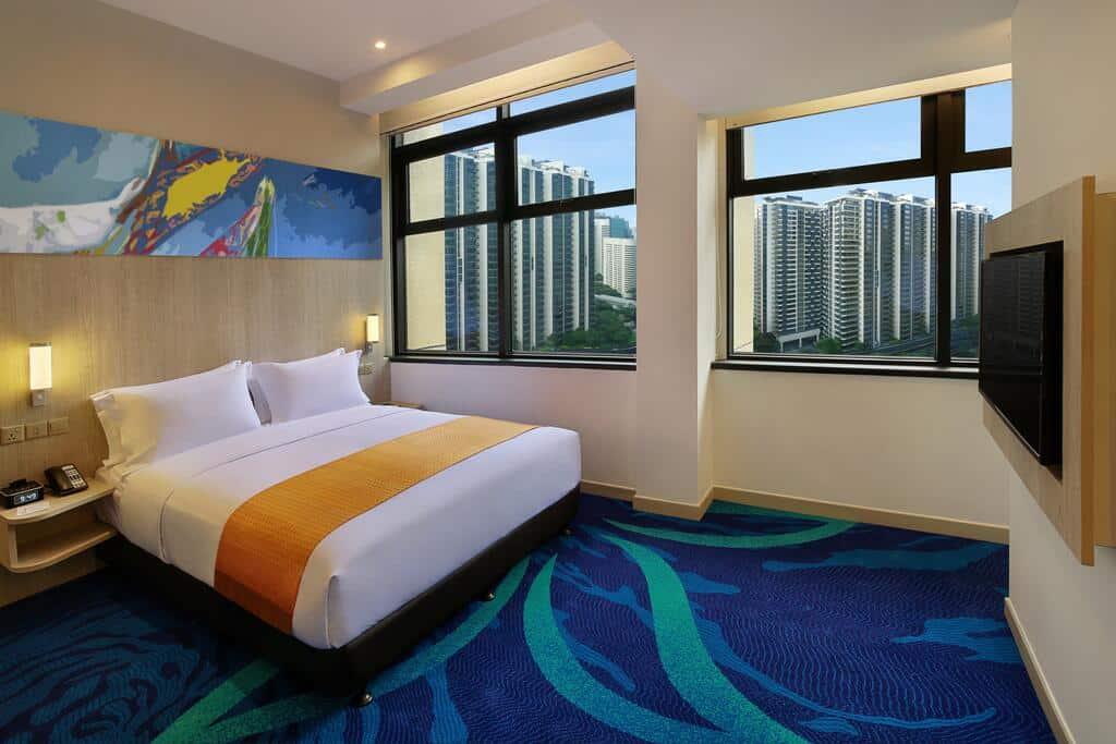 hotel 3 estrelas em Kuala Lumpur
