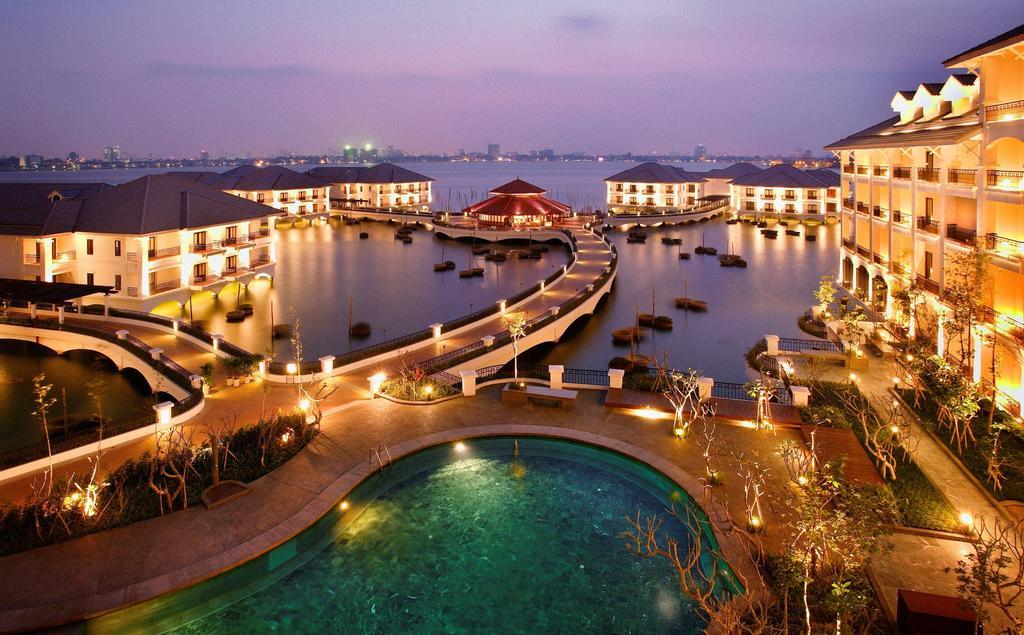 hotel 5 estrelas no vietnã