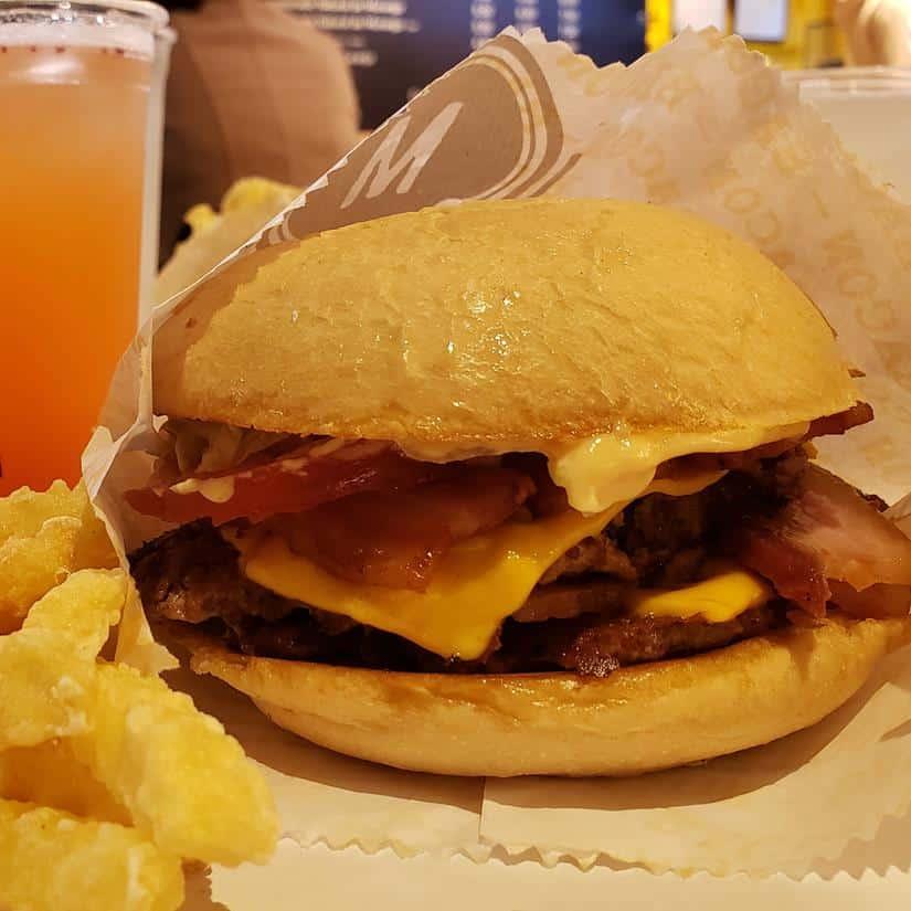 Jerônimo Burger, hamburgueria madeiro mais barata