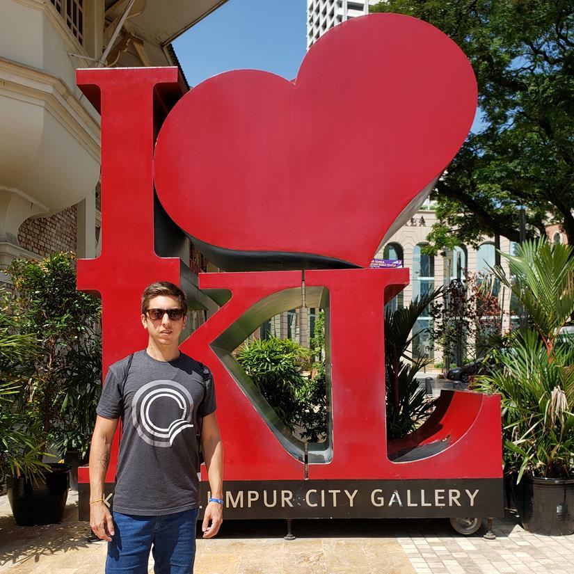 Diego Cabraitz Arena - Kuala Lumpur City Gallery