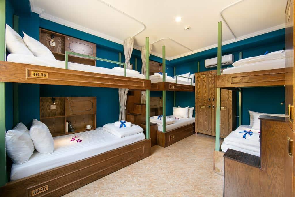 hostel bom e barato em hanoi - little charm hostel