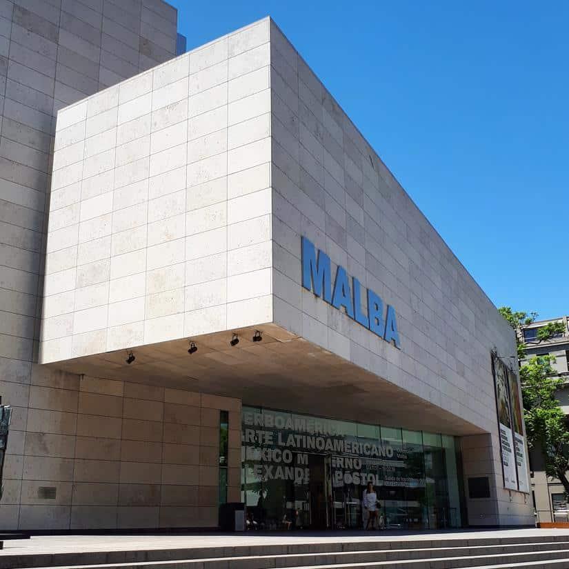 MALBA Buenos Aires - museus em Buenos Aires