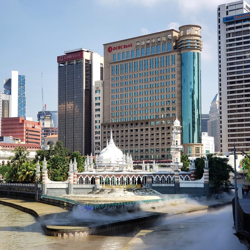 Masjid Jameck Kuala Lumpur