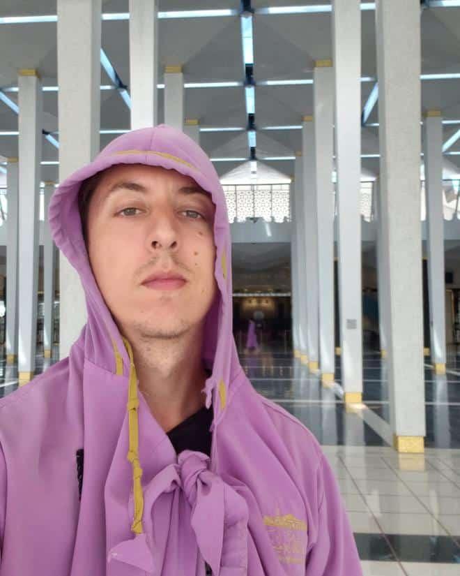 Dieg Cabraitz Arena - Mesquita Masjid Negara Kuala Lumpur