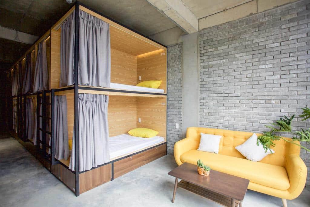 hostel barato em da nang