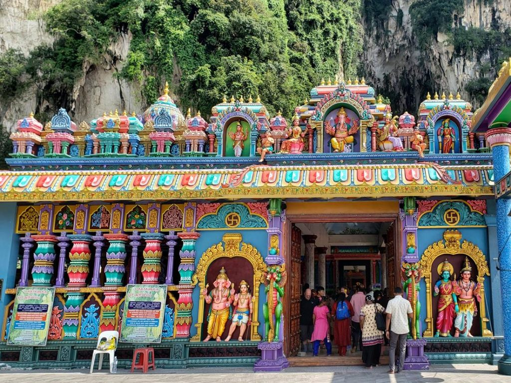 Templo em Batu Caves