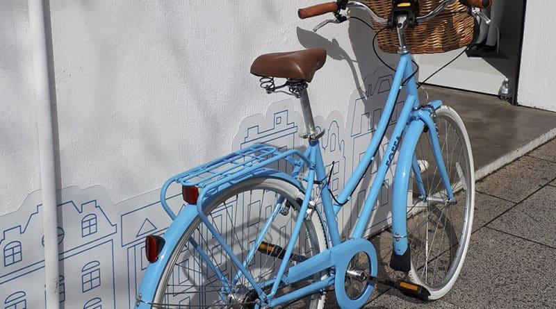 bike estilo amsterda