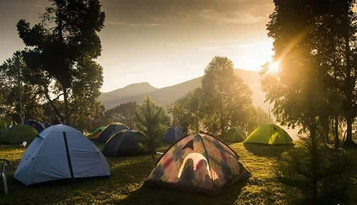 camping em são thome das letras