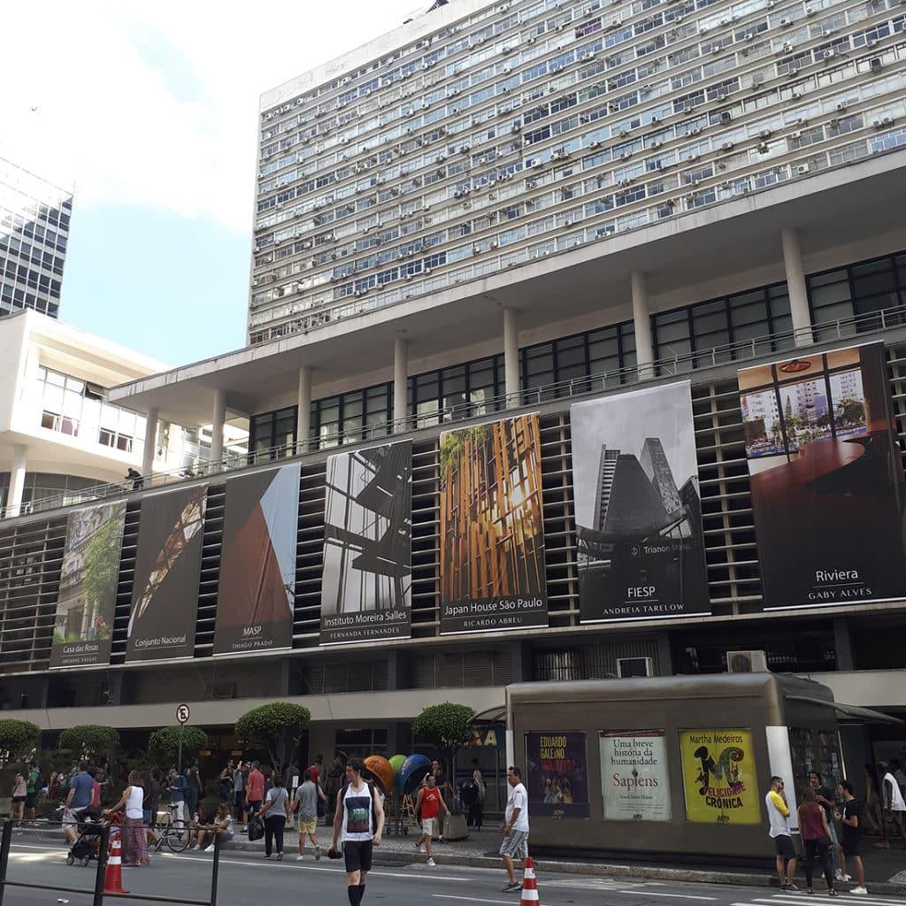 Shopping na Avenida Paulista, Conjunto Nacional