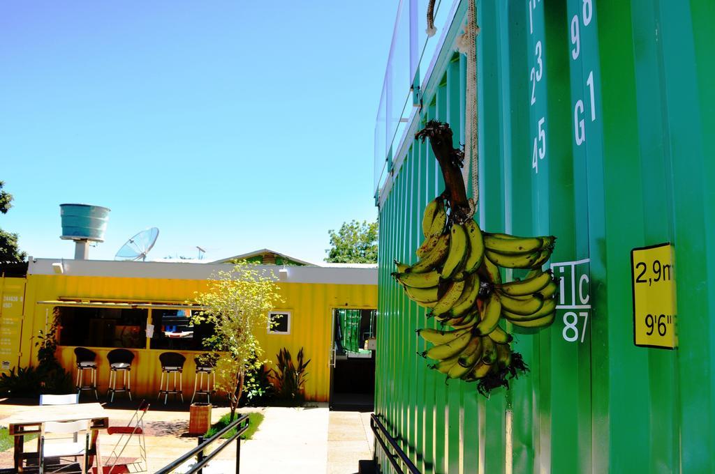 hostel container em foz do iguaçu