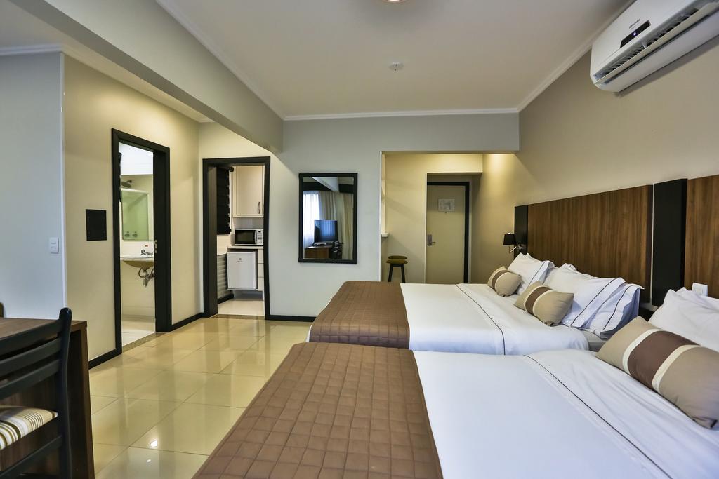 hotel 4 estrelas em Foz do Iguaçu