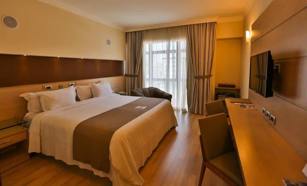 hotel 4 estrelas em santos