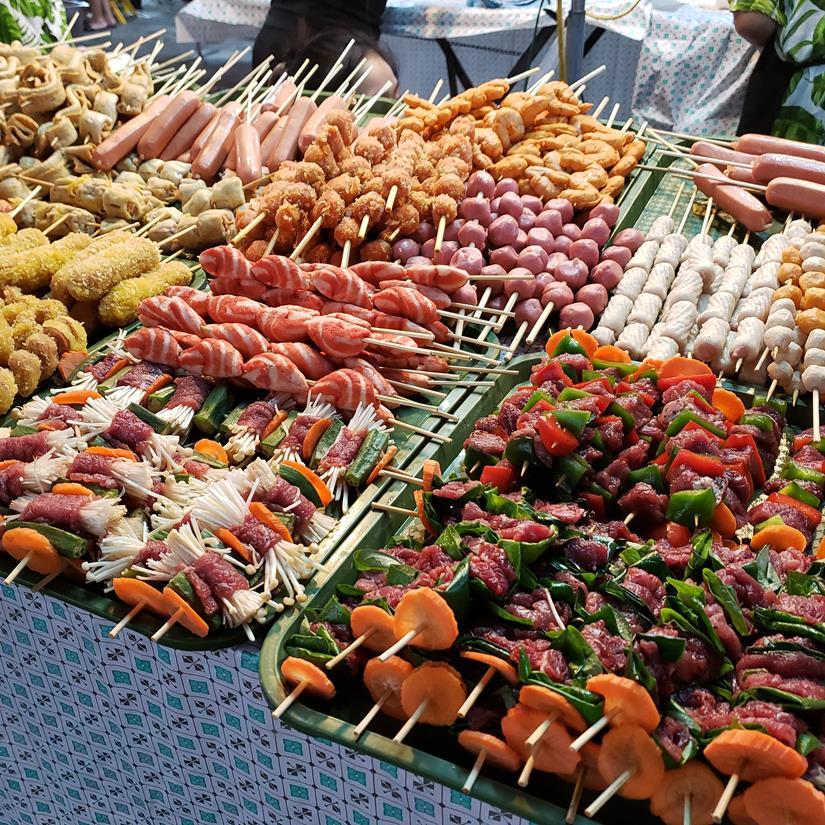 o que comer no vietna, comida de rua no vietna