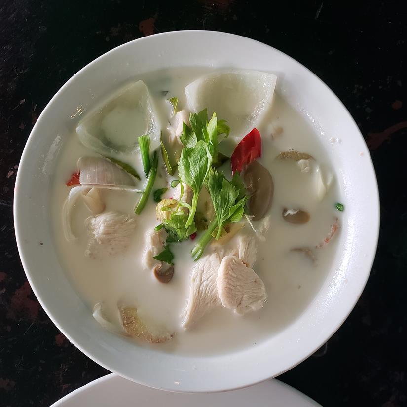 o que comer na tailandia, green cury tailandia